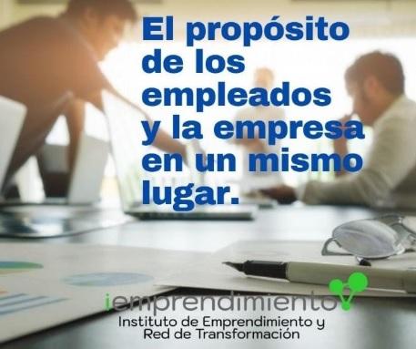 El propósito de los emprendedores - Iemprendimiento - Blog